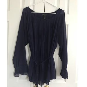 Gorgeous Pleated Blouse